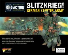 Bolt Action (2nd Ed): Starter Army - Blitzkrieg German Heer
