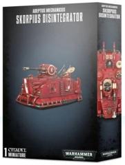 Adeptus Mechanicus - Skorpius Disintegrator / Dunerider