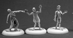 50266 - Zombies: Doctor, Nurse, and Patient
