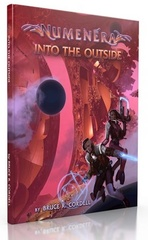 Numenera RPG: Sourcebook - Into the Outside