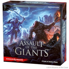D&D Board Game: Assault of the Giants