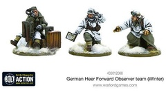 Germany: Heer Forward Observer team (Winter)