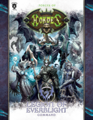 Forces of Hordes: Legion of Everblight Command (hard cover)