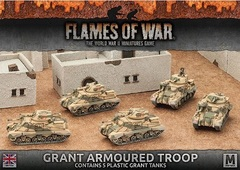 BBX37 Grant Armoured Troop