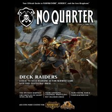 No Quarter Magazine Issue #72