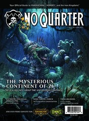No Quarter Magazine Issue #71