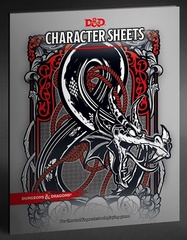 Accessory: 5th edition Character Sheets