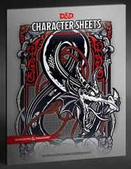 D&D Accessory: Character Sheets