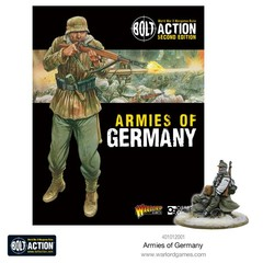 Bolt Action (2nd Ed): Armies of Germany