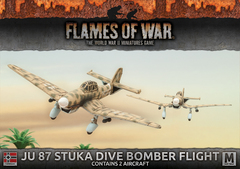 GBX103: Ju87 Stuka Dive Bomber Flight