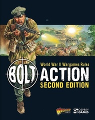 Bolt Action (2nd ED): rulebook