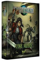 Through the Breach RPG: Core Rulebook 2.0
