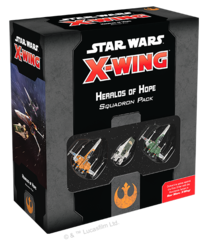 Star Wars X-Wing (2nd Edition) Resistance - Heralds of Hope Squadron Pack