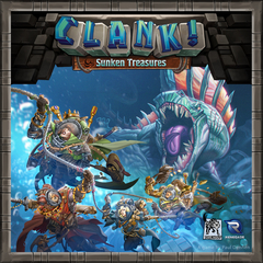Clank!: Sunken Treasures Expansion