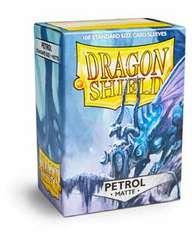 Dragon Shield, Matte Petrol, 100-count box