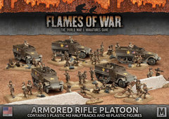 UBX51: Armored Rifle Platoon (plastic)