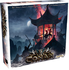 Conan: Khitai Expansion