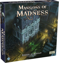 Mansions of Madness (2d ed): Streets of Arkham