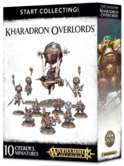 Start Collecting! Kharadon Overlords