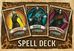 Accessories: Spell Deck