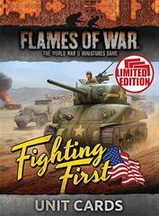 FW243U: Fighting First Unit Cards