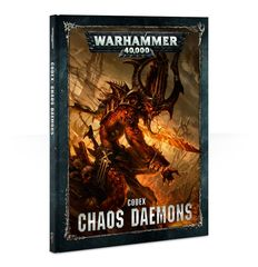 Codex: Chaos Daemons (8th Edition)