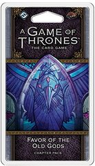 A Game of Thrones: The Card Game (2nd Edition) Chapter Pack - Favor of the Old Gods