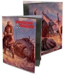 D&D Accessory: Character Folio - Giant Killer