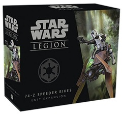 Star Wars Legion: Empire - 74-Z Speeder Bikes Unit Expansion