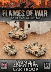 BBX47: Daimler Armoured Car Troop