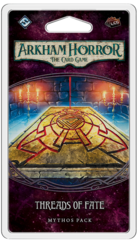 Arkham Horror: The Card Game Mythos Pack - Threads of Fate