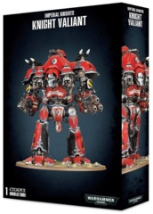 Imperial Knights - Knight Valiant
