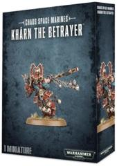 Chaos Space Marine - Kharn The Betrayer