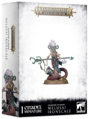 Daughters Of Khaine - Melusai Ironscale