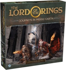 Lord of the Rings: Journeys in Middle-Earth -Shadowed Paths