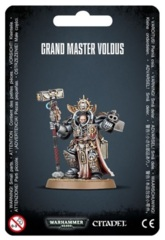Grey Knights - Grand Master Voldus