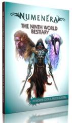 Numenera RPG: The Ninth World Bestiary