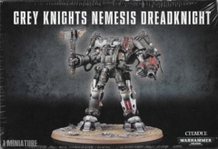 Grey Knights - Nemesis Dreadknight