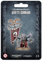 Genestealer Cults - Acolyte Iconward