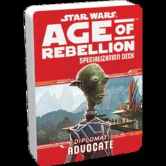 Age of Rebellion: Specialization Deck - Advocate