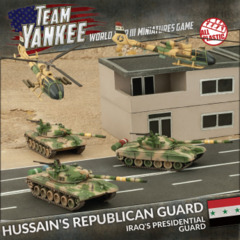 TIQAB01: Hussein's Republican Guard