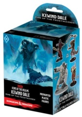 Icons of the Realms - Icewind Dale: Rime of the Frostmaiden - Booster Pack