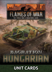 FW269HU: Hungarian Unit Card Pack (37x Cards)
