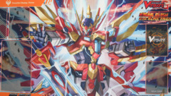 Cardfight!! Vanguard G: Booster 10 Raging Clash of the Blade Fangs - Sneak Preview Playmat