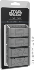 Star Wars Legion: Accessory - Barricades Pack
