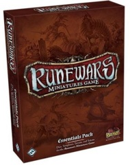 Runewars Miniatures Game: Accessories - Essentials Pack