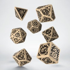 Adventures in the East Mark RPG 7-Dice Set