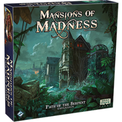 Mansions of Madness (2d Ed): Path of the Serpent