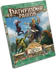 Pathfinder Pawns: Ruins Of Azlant Adventure Path