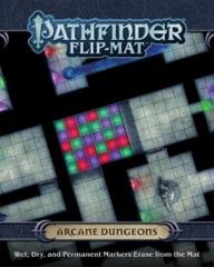Pathfinder Flip-Mat: Arcane Dungeons (OOP)